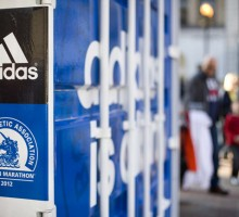 Adidas Boston Marathon