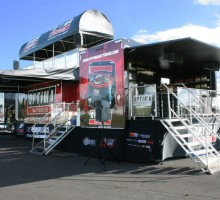 Optima Batteries Mobile Marketing Exhibit