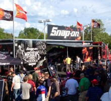 Snap-On Masters of Metal Tour